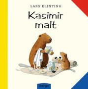 Cover-Bild zu Kasimir malt von Klinting, Lars