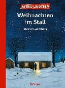 Cover-Bild zu Weihnachten im Stall von Lindgren, Astrid