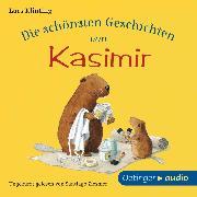 Cover-Bild zu Die schönsten Geschichten von Kasimir (Audio Download) von Klinting, Lars