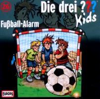 Cover-Bild zu Fussball-Alarm