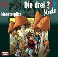 Cover-Bild zu Monsterpilze von Blanck, Ulf