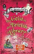 Cover-Bild zu Der Geist in der British Library und andere Geschichten aus dem Folly (eBook) von Aaronovitch, Ben