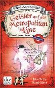Cover-Bild zu Geister auf der Metropolitan Line (eBook) von Aaronovitch, Ben