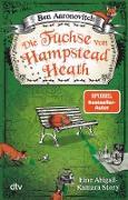Cover-Bild zu Die Füchse von Hampstead Heath (eBook) von Aaronovitch, Ben