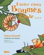 Cover-Bild zu Hinter eines Baumes Rinde von Erhardt, Heinz