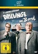 Cover-Bild zu Drillinge an Bord von Heinz Erhardt (Schausp.)