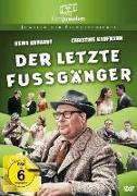 Cover-Bild zu Der letzte Fussgänger von Heinz Erhardt (Schausp.)