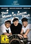 Cover-Bild zu Drei Mann in einem Boot von Heinz Erhardt (Schausp.)