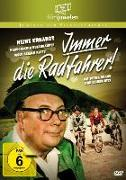 Cover-Bild zu Immer die Radfahrer von Heinz Erhardt (Schausp.)