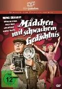 Cover-Bild zu Mädchen mit schwachem Gedächtnis von Heinz Erhardt (Schausp.)