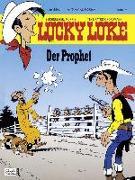 Cover-Bild zu Der Prophet von Morris (Illustr.)