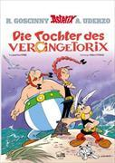 Cover-Bild zu Die Tochter des Vercingetorix von Goscinny, René (Text von)
