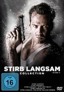 Cover-Bild zu John McTiernan, Renny Harlin , Len Wiseman , John Moore (Reg.): Stirb langsam 1-5