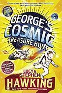 Cover-Bild zu George's Cosmic Treasure Hunt von Hawking, Lucy