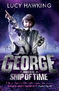 Cover-Bild zu George and the Ship of Time (eBook) von Hawking, Lucy