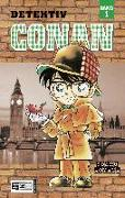 Cover-Bild zu Aoyama, Gosho: Detektiv Conan 01