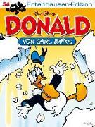 Cover-Bild zu Disney: Entenhausen-Edition-Donald Bd. 54 von Barks, Carl