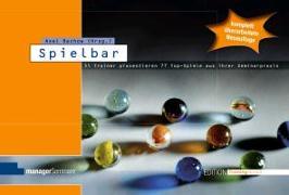 Cover-Bild zu Spielbar von Rachow, Axel (Hrsg.)