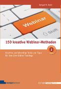 Cover-Bild zu 150 kreative Webinar-Methoden von Klein, Zamyat M
