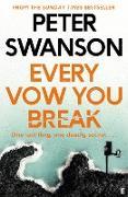 Cover-Bild zu Every Vow You Break (eBook) von Swanson, Peter