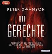 Cover-Bild zu Die Gerechte von Swanson, Peter
