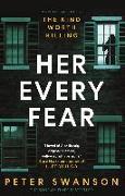Cover-Bild zu Her Every Fear von Swanson, Peter
