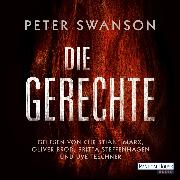Cover-Bild zu Die Gerechte (Audio Download) von Swanson, Peter