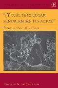 Cover-Bild zu ¿Y cuál es mi lugar, señor, entre tus actos? (eBook) von Swanson, Rosario M.