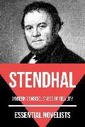 Cover-Bild zu Essential Novelists - Stendhal (eBook) von Stendhal