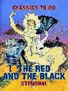 Cover-Bild zu The Red and the Black (eBook) von Stendhal