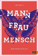 Cover-Bild zu Mann Frau Mensch (eBook) von Bernardy, Jörg