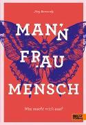Cover-Bild zu Mann Frau Mensch von Bernardy, Jörg