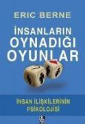 Cover-Bild zu Insanlarin Oynadigi Oyunlar von Berne, Eric