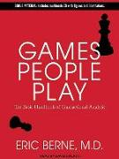 Cover-Bild zu Games People Play: The Basic Handbook of Transactional Analysis von Berne, Eric