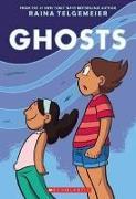 Cover-Bild zu Telgemeier, Raina: Ghosts
