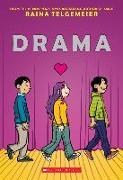 Cover-Bild zu Telgemeier, Raina: Drama: A Graphic Novel