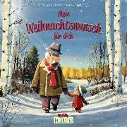 Cover-Bild zu Mein Weihnachtswunsch für dich von Morpurgo, Michael