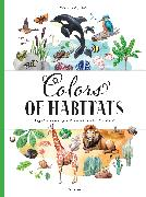 Cover-Bild zu Colors of Habitats von Sekaninova Stepanka
