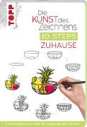 Cover-Bild zu Die Kunst des Zeichnens 10 Steps - Zuhause von Lecouffe, Justine