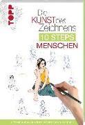 Cover-Bild zu Die Kunst des Zeichnens 10 Steps - Menschen von Lecouffe, Justine