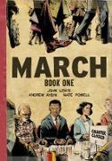 Cover-Bild zu Lewis, John: March: Book One (Oversized Edition)