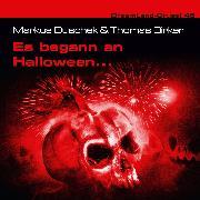 Cover-Bild zu Dreamland Grusel, Folge 46: Es begann an Halloween (Audio Download) von Duschek, Markus