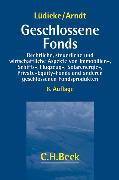 Cover-Bild zu Geschlossene Fonds von Lüdicke, Jochen