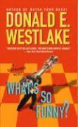 Cover-Bild zu Westlake, Donald E.: What's So Funny?