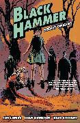 Cover-Bild zu Lemire, Jeff: Black Hammer Volume 1: Secret Origins