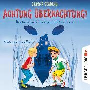 Cover-Bild zu Das Geheimnis um das blaue Gespenst - Achtung, Übernachtung!, Teil 1 (Gekürzt) (Audio Download) von Städing, Sabine