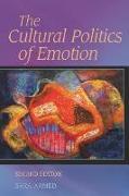 Cover-Bild zu The Cultural Politics of Emotion von Ahmed, Sara