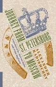 Cover-Bild zu Journey from St. Petersburg to Moscow von Radishchev, Alexander