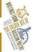 Cover-Bild zu Writings from the Golden Age of Russian Poetry (eBook) von Batyushkov, Konstantin