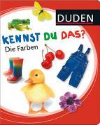 Cover-Bild zu Duden 12+: Kennst du das? Die Farben